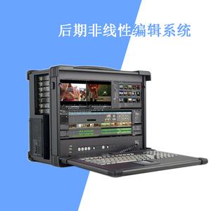 便携非编视频工作站影视后期非线性编辑视频机系统钩小型图片
