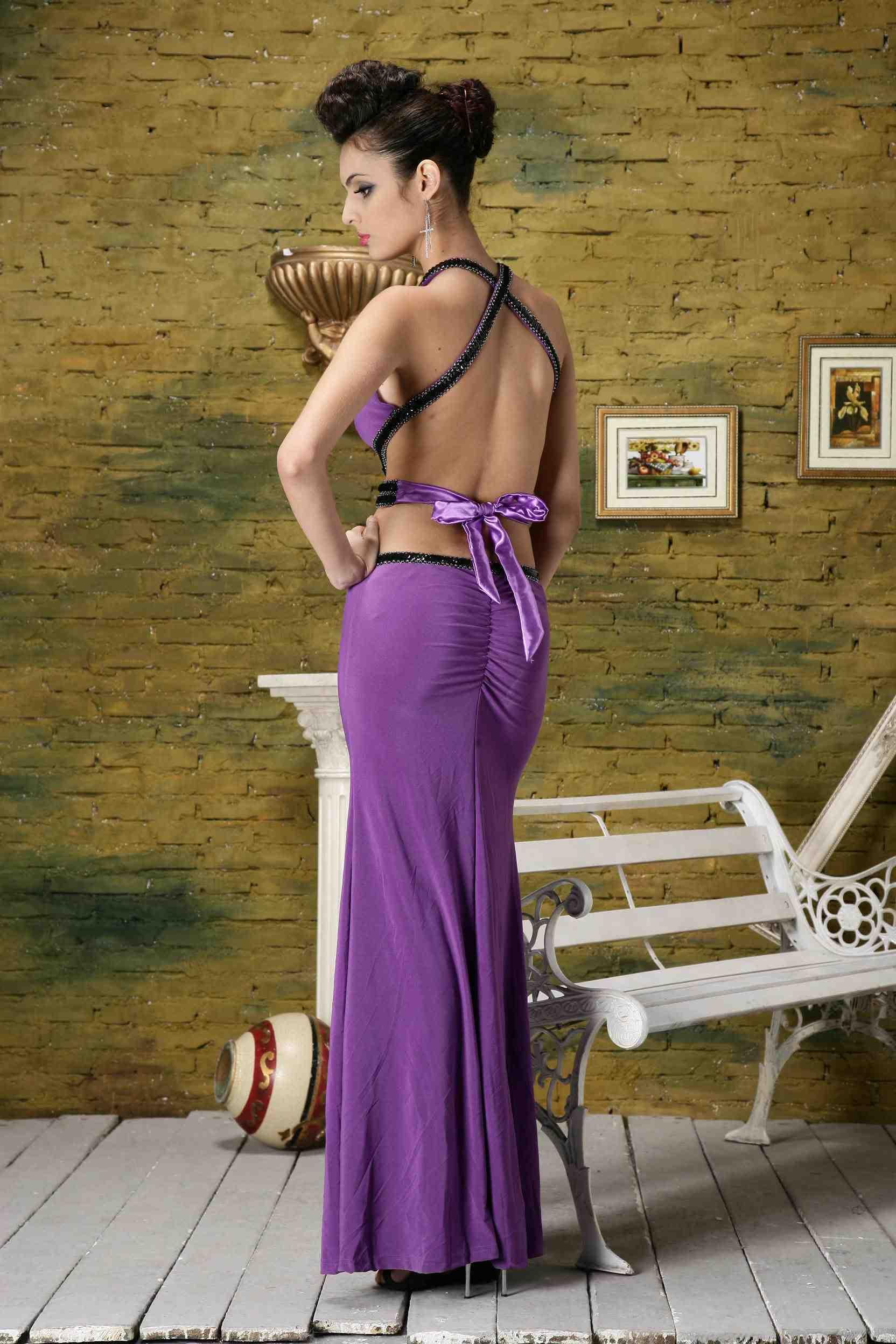 Вечернее платье Lan Kwai Fong 21250 Lan Kwai Fong 2013 года Макси-юбка (более 126см)