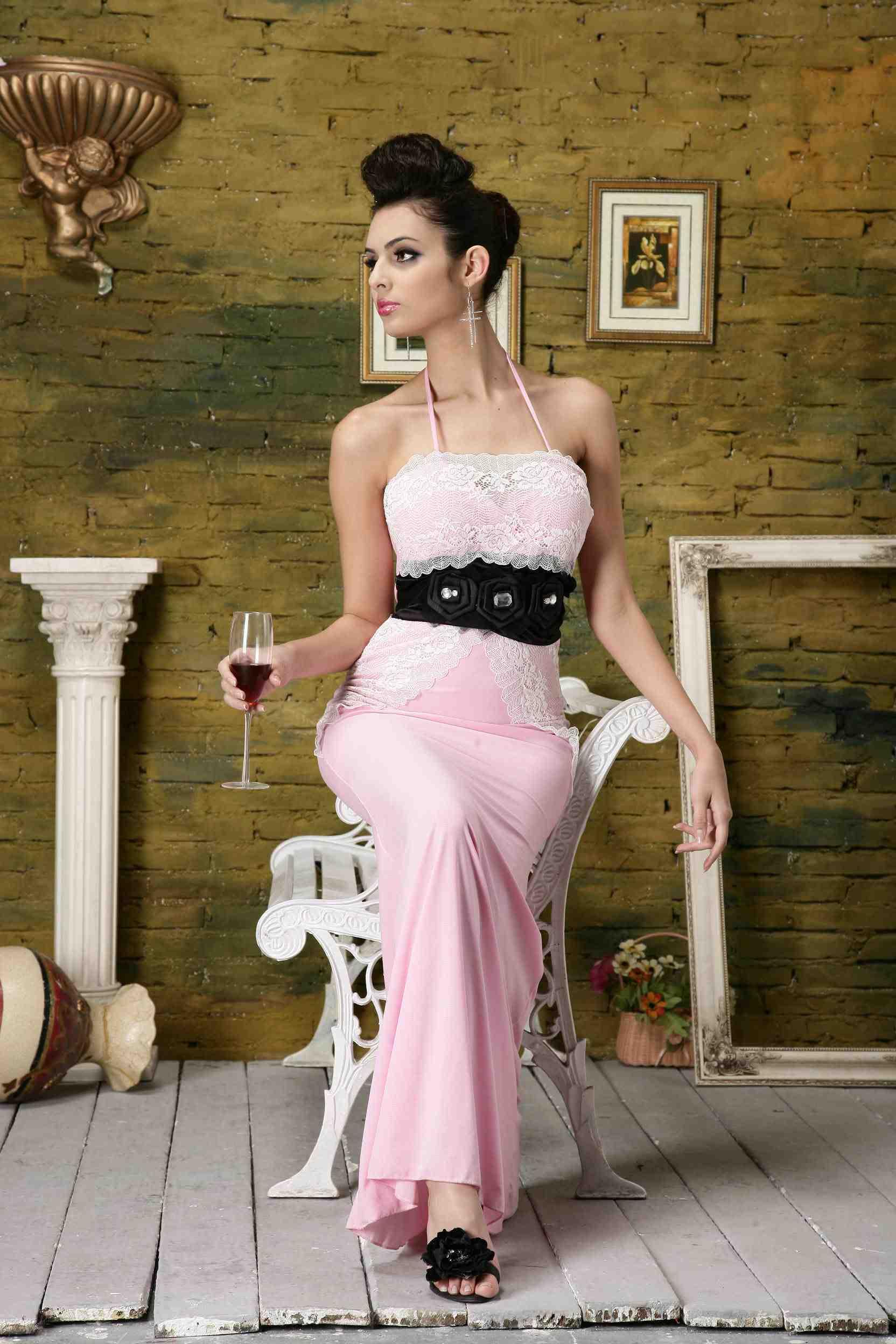 Вечернее платье Платье вечернее платье платье Платье вечернее платье костюм сексуальная одежда хост платья звезд носить 21321