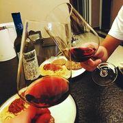 无铅水晶 高脚杯 红酒杯套装家用大号酒杯葡萄酒杯红酒醒酒器套装