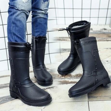 儿童雨靴橡胶