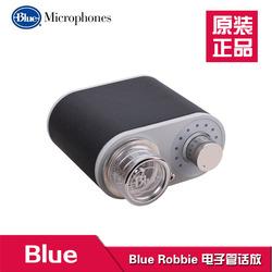 翻唱吧 Blue Robbie 机器人 专业录音棚电子管话放话筒放大器