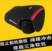 相机单反内胆包7D760D750D700D便携摄影包100D70D6D5D4相机保护套
