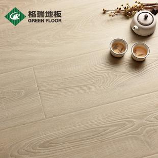 格瑞 强化复合木地板12mm家用地暖耐磨防水卧室地板