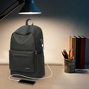 背包男双肩包青年学生书包时尚潮流户外旅行轻便大容量电脑包
