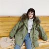 冬季羽绒棉服女2018ins棉袄学生加厚面包服中长款棉衣服外套