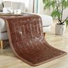 夏季沙发垫麻将竹凉席坐垫防滑套罩夏天款欧式客厅布艺凉垫
