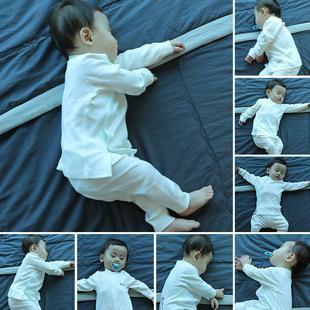 婴儿秋衣裤套装纯棉宝宝内衣秋季打底男1岁女春装3新生儿童睡衣服