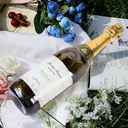 原瓶进口意大利起泡酒香槟葡萄酒气泡酒甜酒女性香槟春天奏鸣曲