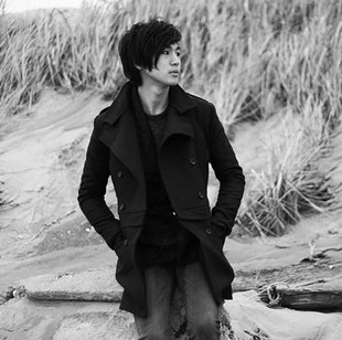 Пальто мужское Yi Ding Jiangnan XZVW70 Шерстяная ткань для пальто Отложной воротник