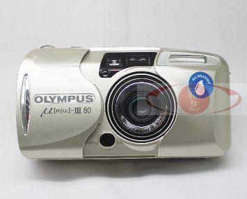 Дальномер камеры 奥林巴斯 胶卷相机 u[mju:]-ⅲ80 清仓 库存机
