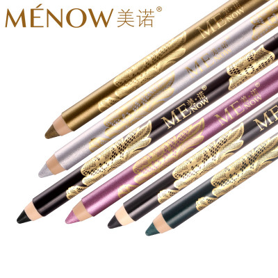 MENOW Miele silky chocolate lasting waterproof eyeliner 6 color genuine mail