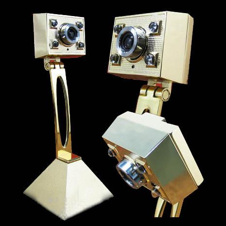 STEBOO 7725顶级芯片  真正红外摄像头 免驱8000万 高清晰 带麦
