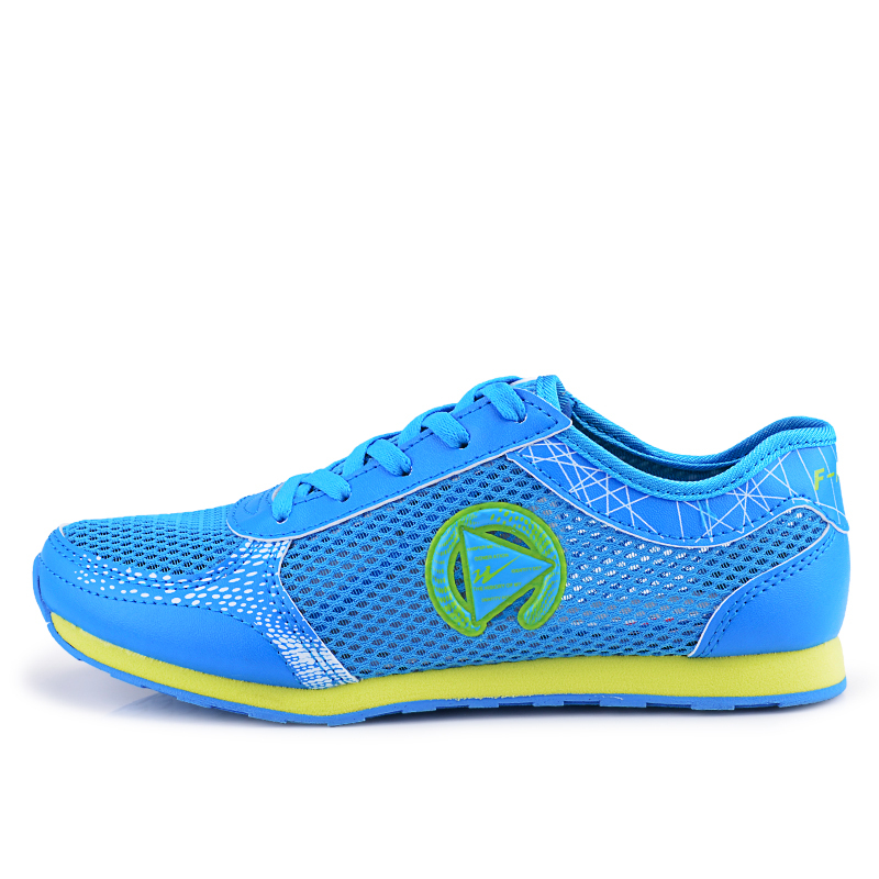 Special price genuine double star lovers and leisure shoes soft breathable mesh shoes mesh sneakers for men and women at the end of tunnel shoes