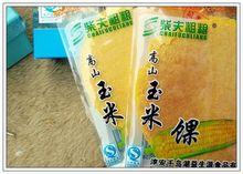 mm零食千岛湖土特产柴夫粗粮高山玉米粿饼片早餐非油炸100片