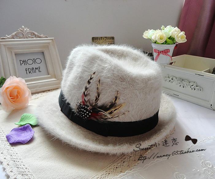 Головной убор Swwet small fascination 1099 Классическая шляпа Разное Разное Универсальный тип Зима