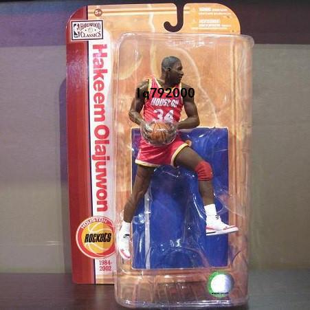 Подвижная модель куклы Макфарлейн модель 5 поколений мечта НБА легенда Хаким Оладжьювон кукла куклы куклы сувенирные