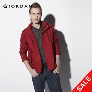 Special second kill Giordano men's jacket and colorful vitality in summer sports jacket 01071020