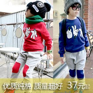 детский костюм Other Korean/brand tz13 2012 A- Для отдыха Весна-осень Муж.