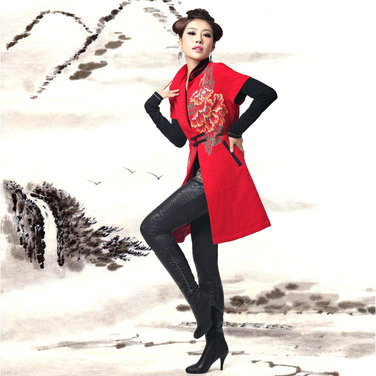 Блузка в китайском национальном стиле Product Tang Zhai 12036 2012