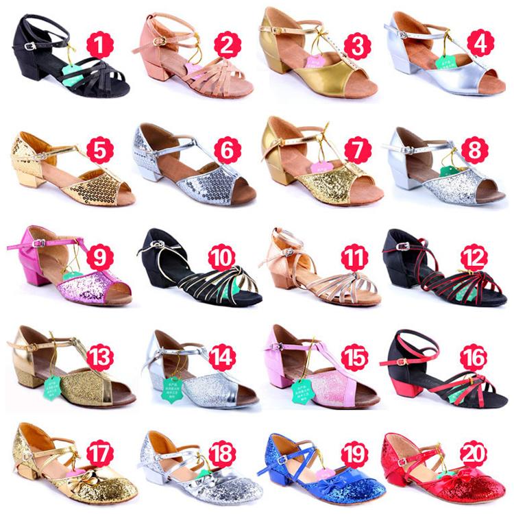 Обувь для латиноамериканских танцев Production for