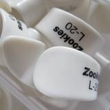 邓禄普/Dunlop邓禄普美国原产ZOOKIES专业多角度吉他拇指指套