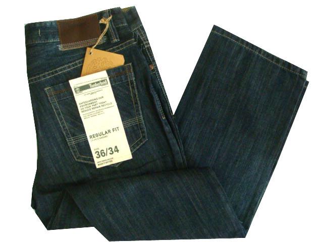 Джинсы мужские Others TIMBERLAND 127/* Прямые брюки