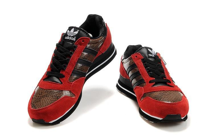кроссовки Adidas 915539 2011 ZX500 40-44 Мужские Износостойкая резина
