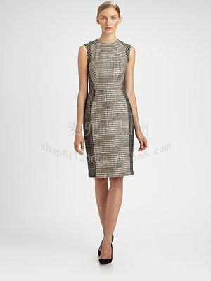 костюм Other brands  Martin Grant Metallic Dress