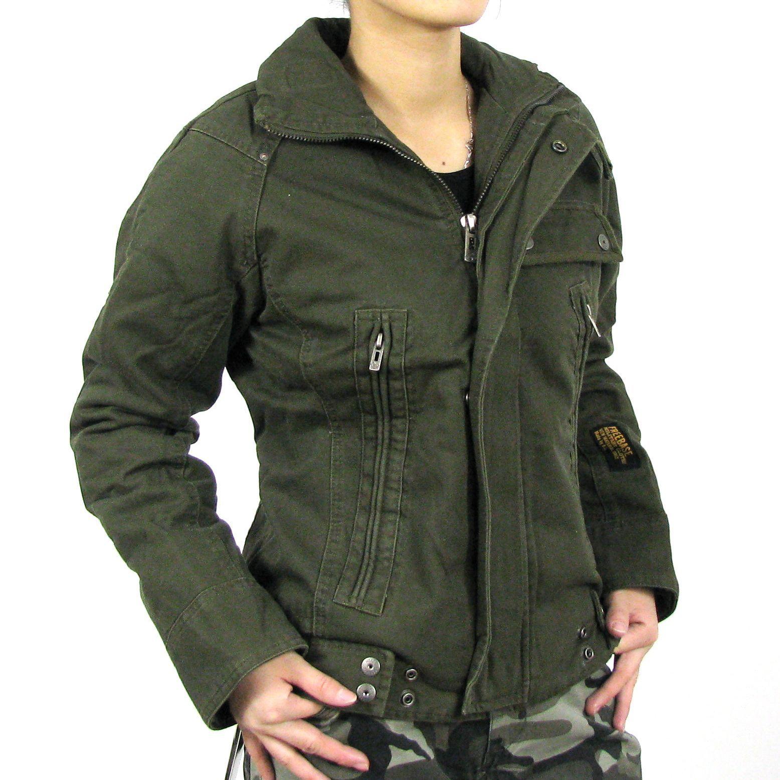 Одежда В Стиле Милитари Купить
