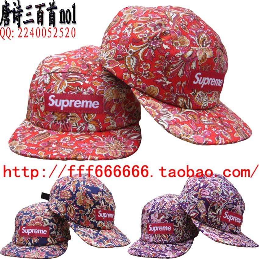 Головной убор Hiphop Supreme BBOY Кепка 100 хлопок Хип-хоп