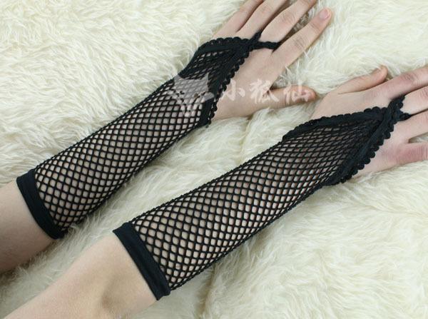 Перчатки сетки своими руками