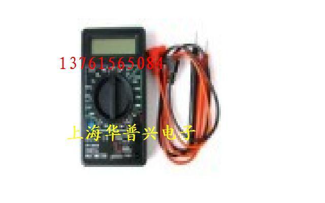 Three Crown DT-830B a simple multimeter