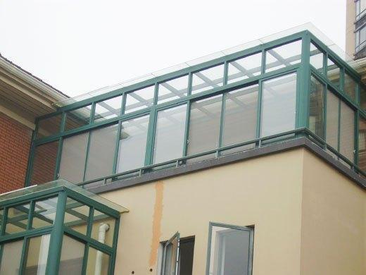 阳光房顶/阳光房玻璃促销/阳光房装修/玻璃房露台/玻璃房子图片