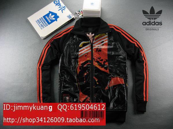 Спортивная куртка Adidas clover ADI STAR WARS Мужская Воротник-стойка Молния Спорт и отдых С логотипом бренда