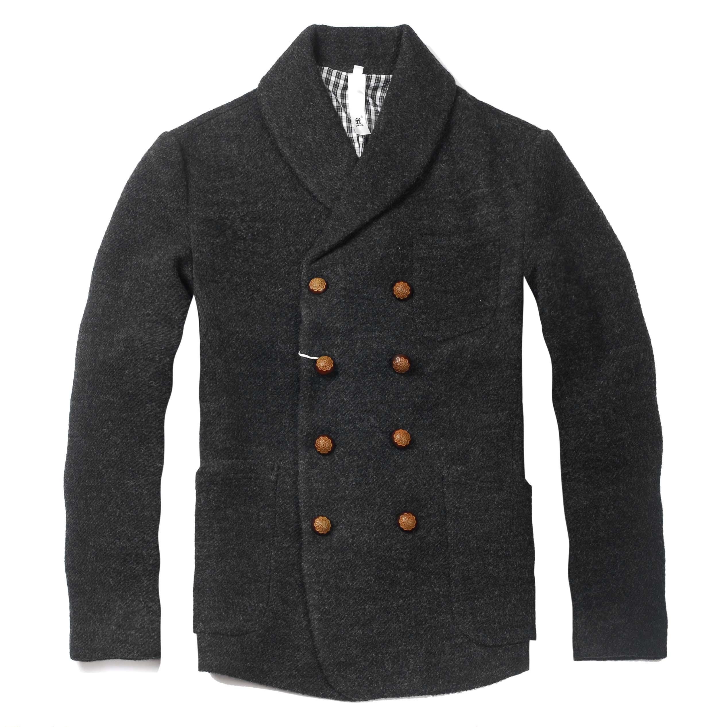 Куртка Other gtjk15x759xxdgy 2011 759 Шерстяная ткань Отложной воротник Эксклюзивные корейский и японский стили