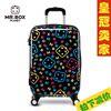 张小盒卡通拉杆箱盒子印象款万向轮旅行箱行李箱男女便携登机箱