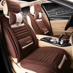 汽车坐垫四季通用全包座垫夏专用天津一汽D60夏利森雅S80 M80