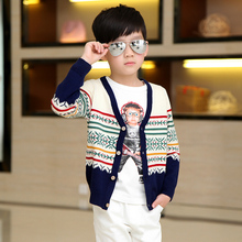 E. i. e. i. big baby clothes spring 2015 new joker long-sleeved sweater boy boy children cardigan