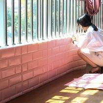 砖纹3d立体墙贴装饰墙纸自粘防水客厅卧室背景墙贴画壁纸瓷砖贴纸