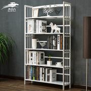 实木简易书架宜家家居多层学生书柜儿童置物储物收纳架