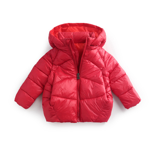 冬季儿童羽绒棉服男女童装小孩棉袄宝宝婴儿幼儿秋冬保暖棉衣