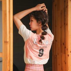 2018少女时代打歌服aoa演出服韩国女团啦啦操啦啦队服装