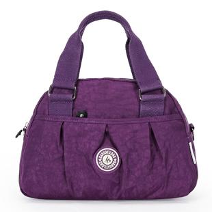 布包女包手提包潮尼龙牛津布斜挎帆布包单肩斜跨女士包包