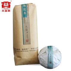 大益普洱茶生茶 2016年1601批甲级沱茶 100g5沱 整袋装 勐海茶厂