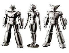 漫友万代 超合金之块 机器人大战 大魔神Z 木兰号盖塔1号一号