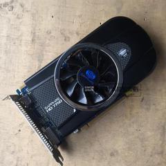 蓝宝石HD7750网吧版1GD5台式机二手独立显卡拼2G6850迪兰恒进7850