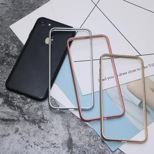 iphone6s plus手机壳苹果5s金属边框6s超薄防摔手机外壳保护套4.7