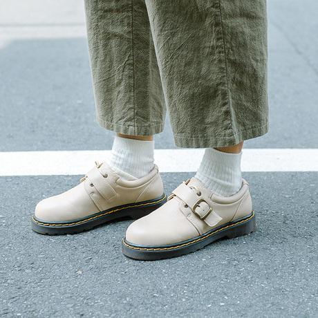 森系鞋子平底