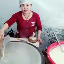 山东玉米煎饼纯手工纯天然玉米泰安楼德玉米大煎饼农家粗粮煎饼